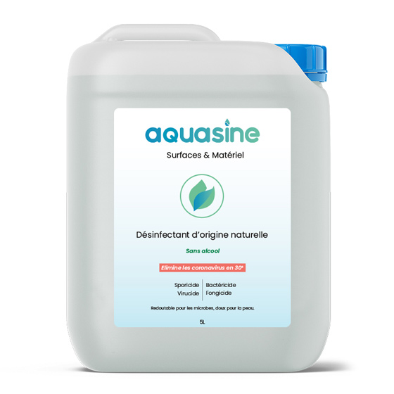 Aquasine désinfectant Naturel