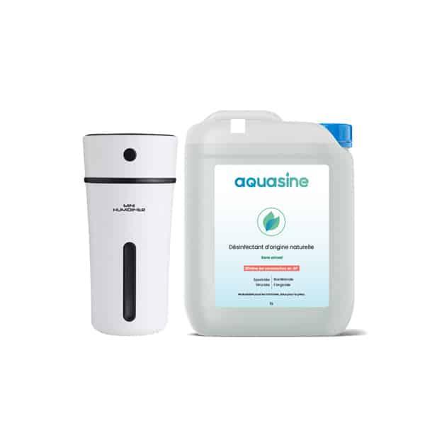 Aquasine désinfectant Naturel
